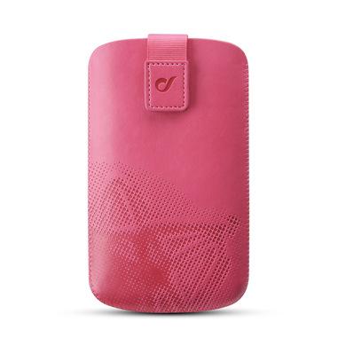 Cellularline TATTOSLXXXLP Custodia a tasca Rosa custodia per cellulare