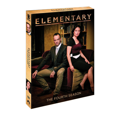 Elementary - stagione 4 (DVD)