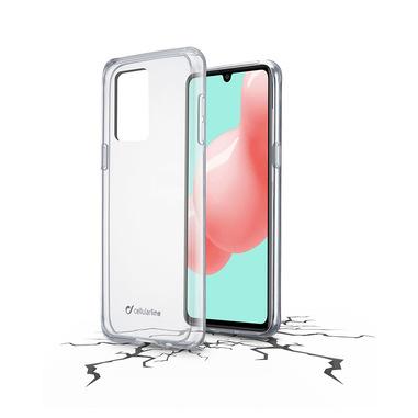 Cellularline Clear Duo - Galaxy A41 Accoppiata ad alta protezione Trasparente
