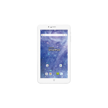 "Mediacom SmartPad iyo 7 3G 16 GB 17,8 cm (7"") Mediatek 2 GB Android 9.0 Bianco"