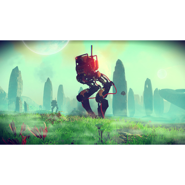 No Man's Sky, PlayStation 4