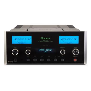 McIntosh MA6600 amplificatore audio 2.0 canali Casa Nero