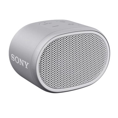 Sony SRS-XB01 Speaker compatto, Portatile bianco