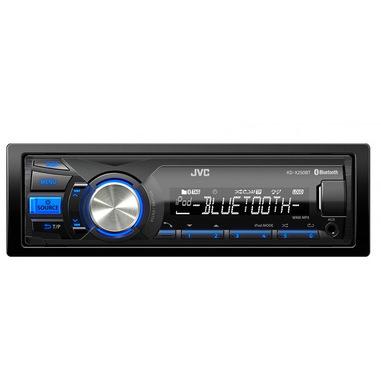 JVC KD-X250BTE Ricevitore multimediale per auto Nero 20 W Bluetooth