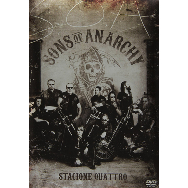 Sons of Anarchy - Stagione 4 DVD