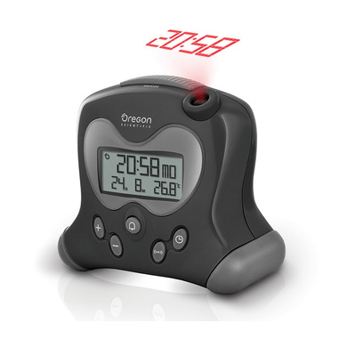 Oregon Scientific RM313PNF Sveglia digitale Nero