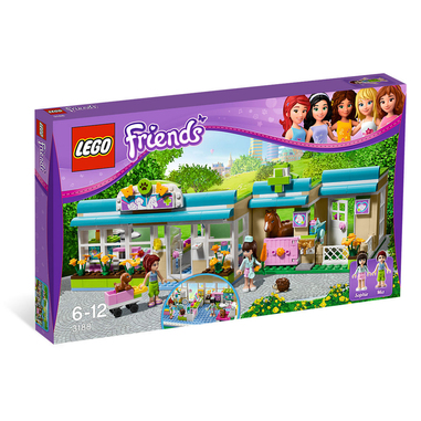 LEGO Friends Il veterinario di Heartlake City
