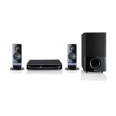 LG HX806CM 2.1canali 425W Compatibilità 3D Nero sistema home cinema