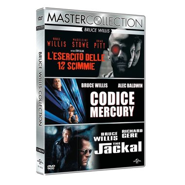 Bruce Willis master collection (DVD)