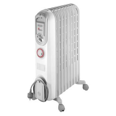 DeLonghi V550920 Bianco stufetta elettrica