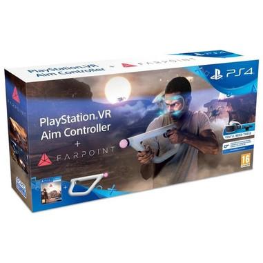 PlayStation VR Aim Controller + Farpoint - Playstation 4