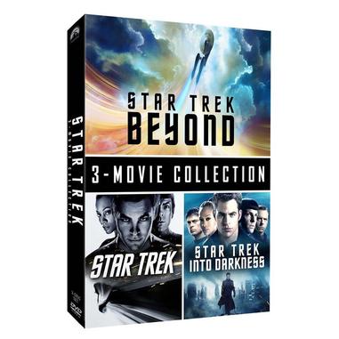 Star Trek - 3 film collezione (DVD)