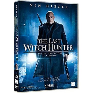The last witch hunter - L'ultimo cacciatore di streghe (DVD)