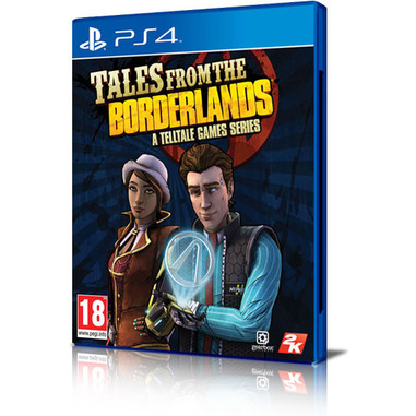 Tales from the Borderlands: a Telltale Games series - PS4