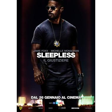 Sleepless - Il Giustiziere (Blu-ray)