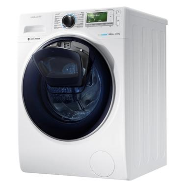 Samsung AddWash WW12K8402OW Libera installazione Caricamento frontale 12kg 1400RPM A+++-50% Bianco lavatrice