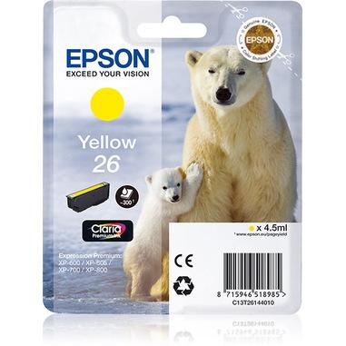 Epson Polar bear Cartuccia Giallo