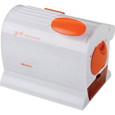Ariete 445 grattugia elettrica Arancione, Bianco