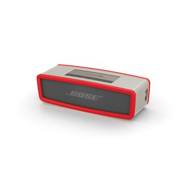 Bose® Cover Morbida per Diffusore SoundLink® Mini, Rosso Intenso