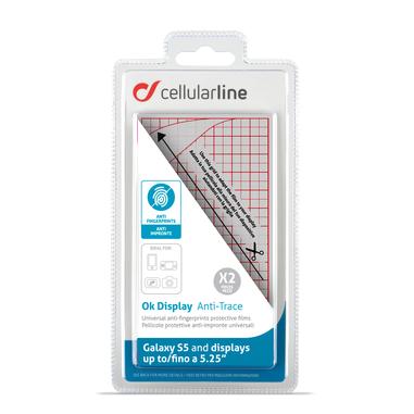 Cellularline Ok Display Anti-Trace - Per Smartphone fino a 5.25