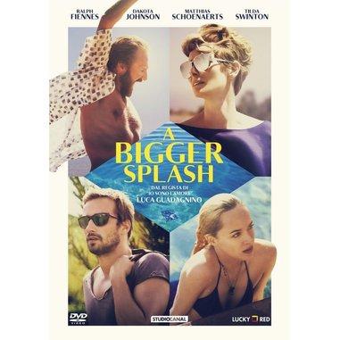 A bigger splash (DVD)