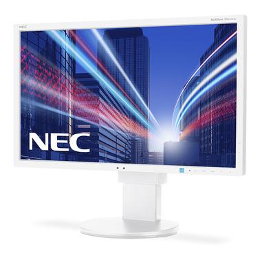 "NEC MultiSync EA234WMi 58,4 cm (23"") 1920 x 1080 Pixel Full HD LCD Bianco"