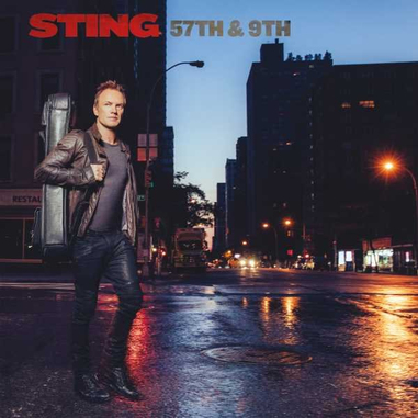 57th & 9th Deluxe, CD