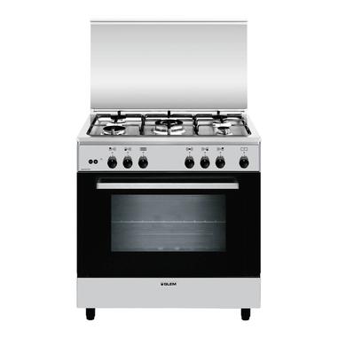 Glem A855GI Libera installazione 95L A Acciaio inossidabile cucina ...