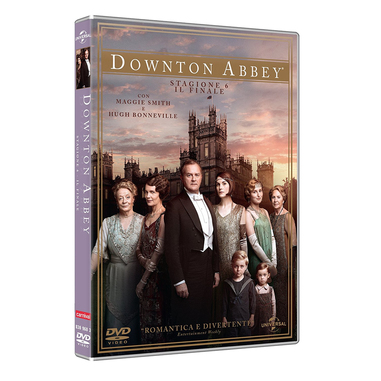 Downton Abbey: Stagione 6 DVD