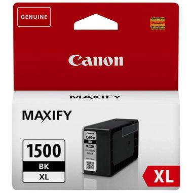 Canon PGI-1500XL BK cartuccia d'inchiostro 1 pz Originale Nero