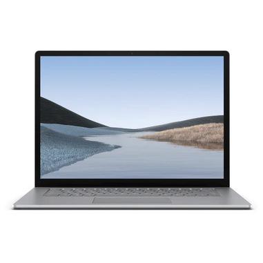 "Microsoft Surface Laptop 3 Computer portatile Platino 38,1 cm (15"") 2496 x 1664 Pixel Touch screen 8 GB DDR4-SDRAM 128 GB SSD Wi-Fi 5 (802.11ac) Windows 10"