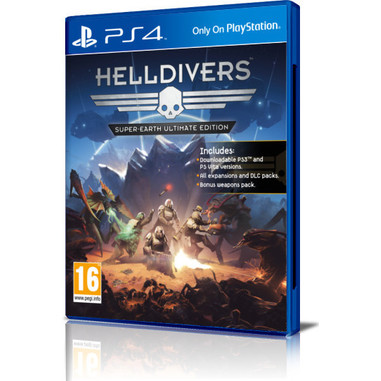 Helldivers super-earth ultimate edition - PlayStation 4