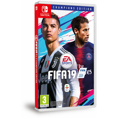 FIFA 19 - Champions edition Switch