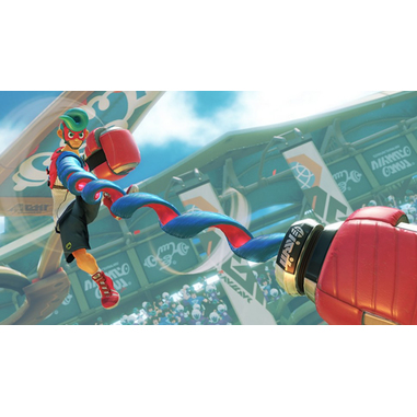 ARMS Basico Nintendo Switch Inglese videogioco