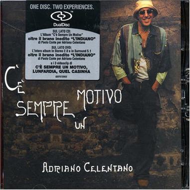 C'e' Sempre Un Motivo, CD