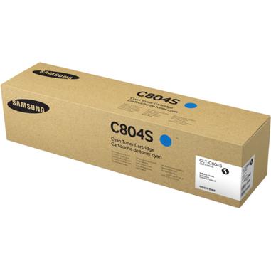 Cartuccia toner ciano Samsung CLT-C804S