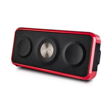 TDK TREK A26 Altoparlante portatile stereo Rosso