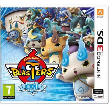 Yo-Kai Watch Blasters: Banda dei Cani Pallidi - 3DS