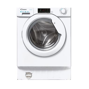 Candy Smart CBW 27D1E-S lavatrice Caricamento frontale 7 kg 1200 Giri/min D Bianco
