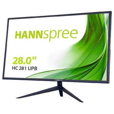 "Hannspree HC 281 UPB 71,1 cm (28"") 3840 x 2160 Pixel 4K Ultra HD Nero"