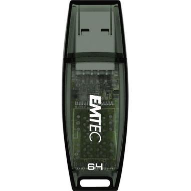 Emtec C410 64GB unità flash USB USB tipo A 3.2 Gen 1 (3.1 Gen 1) Nero