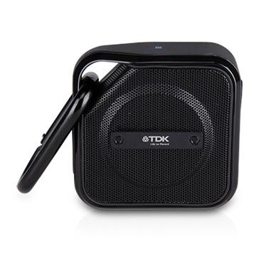 TDK Trek Micro Mono portable speaker Nero