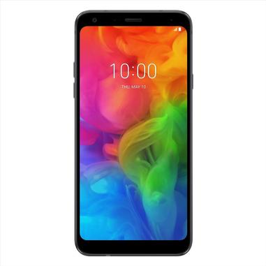 "Vodafone LG Q7 14 cm (5.5"") 3 GB 32 GB Doppia SIM Nero 3000 mAh"