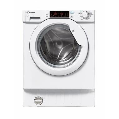 Candy CBWMS 914TWH-S lavatrice Da Incasso Caricamento frontale Bianco 9 kg 1400 Giri/min A+++