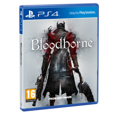 Bloodborne standard edition - PS4