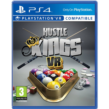 Hustle Kings VR, PlayStation VR