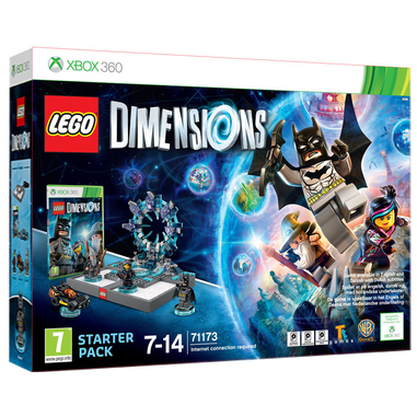Lego Dimensions - Starter Pack, Xbox 360