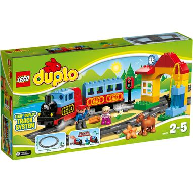 LEGO DUPLO Il mio primo treno