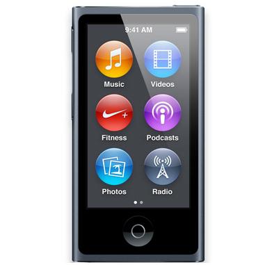 Apple iPod nano 16GB Lettore MP4 16GB Nero