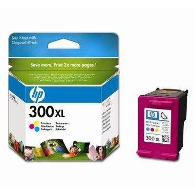 HP 300XL Tri-color Ink Cartridge Original Ciano, Magenta, Giallo 1 pezzo(i)